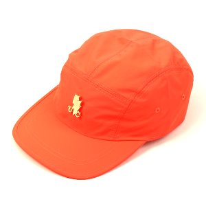 [UNIVERSAL CHEMISTRY] Thunder Nylon Orange Campcap 유니버셜케미스트리 캠프캡