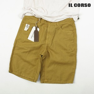 [IL CORSO] Luxury Vintagestyle SHORTS
