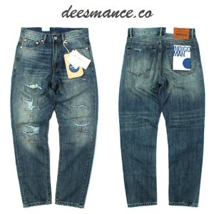 [DEESMANCE] Painting Damage Denim 디스맨스 데미지데님