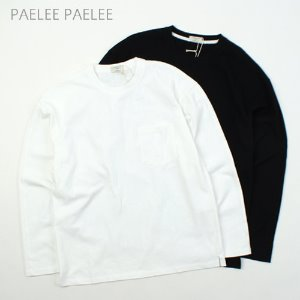 [PAELEE] Overfit Pocket Long Tee 오버핏 포켓롱티