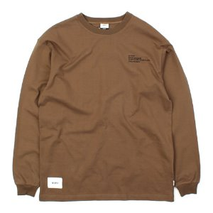 [WTAPS/STOCK] Embo Overfit Long Tee
