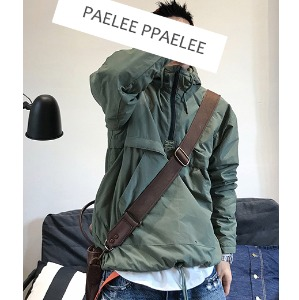 [PAELEE] WINTER HALF-ZIP HOODY