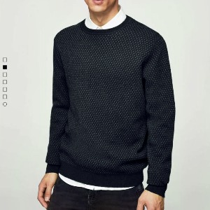 [MANGO MAN] REVERSIBLE WOOL KNIT (105,110)