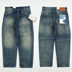 [DEESMANCE] Dirty WASHED Denim 디스맨스 워시드데님