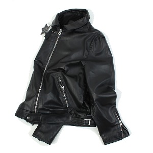SHEEP LEATHER ZIP RIDER JK 양가죽 라이더자켓