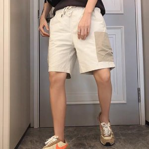 [PAELEE] BANDING POCKET SHORT PANTS 포켓반바지