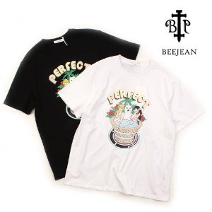 [BEEJEAN] PERPECT CAT S/S T-Shirts 고양이티