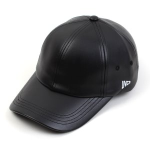[UNIVERSAL CHEMISTRY] Leather Low Ballcap 유니버셜케미스트리