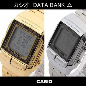 [CASIO]DATA BANK DB-360 데이타뱅크(SILVER,GOLD)