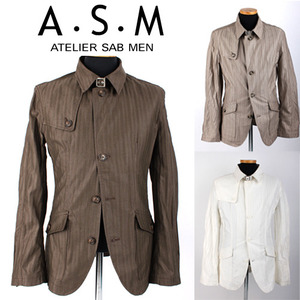 [A.S.M]Trench Slim Jacket/에이에스엠/트랜치슬림자켓
