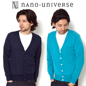 [nano・universe]Coolmax Pocket Cardigan 나노유니버스 포켓가디건
