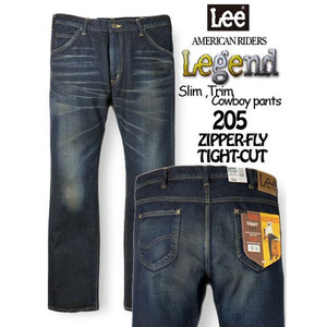 [LEE®JAPAN]RIDERS TIGHT CUT 205COWBOY 리제펜