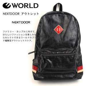 [WORLD/NEXT DOOR]ABYSS OF TIME BACK PACK