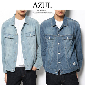 [AZUL]Washing Denim Jacket 워싱데님자켓 아줄