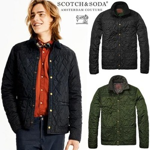 [Scotch&Soda]Nylon Quilted Jacket 퀼팅자켓