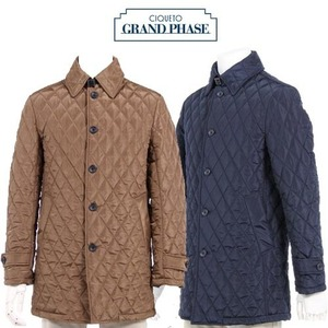 [GRAND PHASE]Diamond Quilting Coat 다이아퀼팅코트