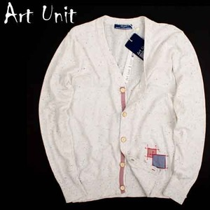 [ART UNIT]BOKASI KNIT CARDIGAN 보카시니트가디건