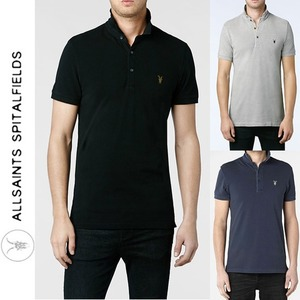 [A.SAINTS]SANDRINGHAM SS POLO Shirts