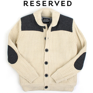 [RESERVED]INNER BOA KNIT CARDIGAN 니트가디건