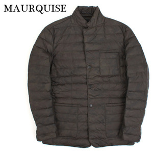 [MAURQUISE]CAMO DOWN JACKET 카모다운자켓