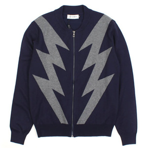 [THEJOON] THUNDER ZIP-UP 번개집업