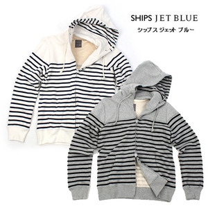 [SHIPS JET BLUE]Marine Hood Zip-Up 쉽스젯블루 마린후드