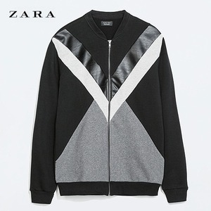 [ZARA] Color Block JK 자라 블록자켓