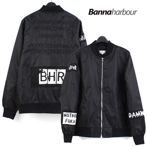 [BANNA HARBOUR]Patch Embo MA1 AIr Jumper 항공점퍼