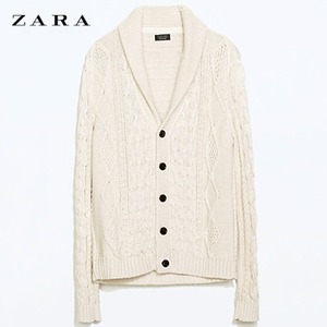 [ZARA] Shawl Roll Cardigan  자라 숄롤 가디건