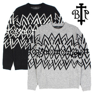 [BEEJEAN] XX Stripe Wool Knit 비진 울니트 세일가