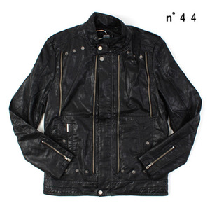 [NO.44]Zipper Rider Bike Jacket 지퍼바이크자켓
