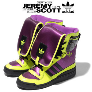 [Jeremy Scott x adidas] JS TALL BOY SUMMER HI-TOP 아디다스 제레미스캇 하이탑
