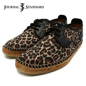 [JOURNAL STANDARD] SALVI SHOES Collaboration 살비 콜라보레이션 호피슈즈