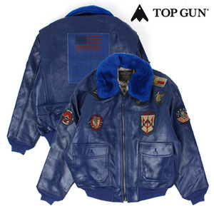 [TOPGUN] SM21241 G-1 FLIGHT BOMBER BLUE 탑건 항공봄버