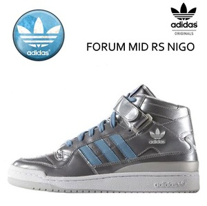 [ADIDAS ORIGINALS] FORUM MID RS NIGO 아디다스 니고