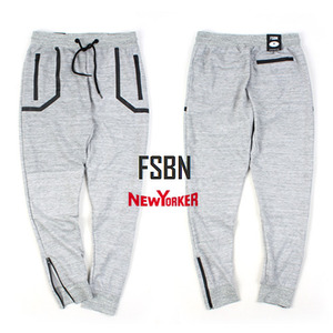 [FSBN] Gray Training Pants 트래이닝팬츠