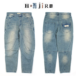 [HANJIRO Japan] GOPUDO Washing Relax Denim 한지로제펜 릴렉스데님