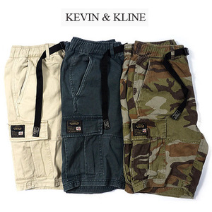 [KEVIN KLINE] Dropped Cargo Shorts