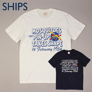 [SHIPS] C.A.B Mosquitoes S/S Tee