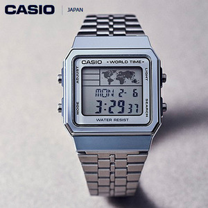 [CASIO JAPAN] CLASSIC DIGITAL WATCH