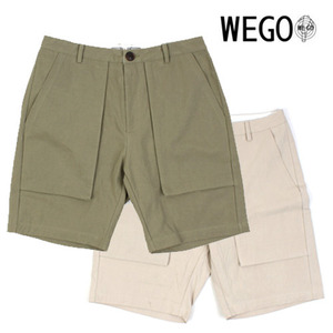[WEGO] Big Pocket Short Pants 빅포켓반바지