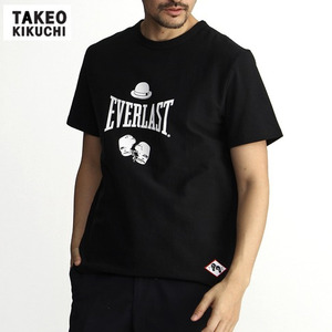 [TAKEO KIKUCHI×EVERLAST] Collaboration T-shirts no.2