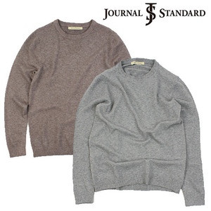 [JOURNAL STANDARD] MINIMAL GRAY KNIT 저널스탠다드