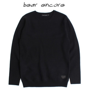 [BEAR ENCORE] Work and Twist Knit 3단골지니트