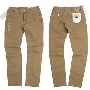 [MIDWEST] RIFF ROCK BEIGE CHINO PANTS 워싱베이지치노