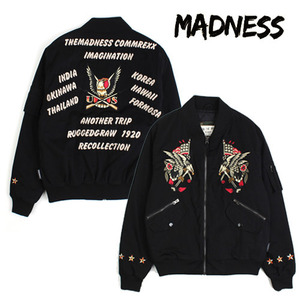 MADNESS  EAGLE EMBO BOMBER 스카쟌봄버