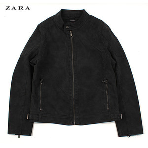 [ZARA] single rider jacket 자라 라이더