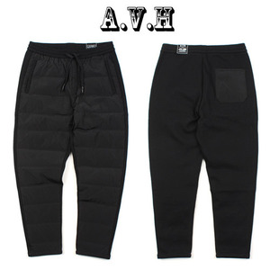 [A.V.H] Duck Down Padding Pants 덕다운패딩팬츠