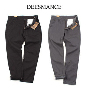 [DEESMANCE] Inner Fur Slim Pants 슬림팬츠(안감기모)