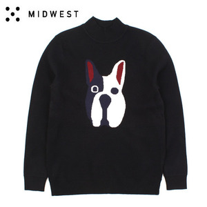 [MIDWEST] French Dog Knit 프렌치도그니트